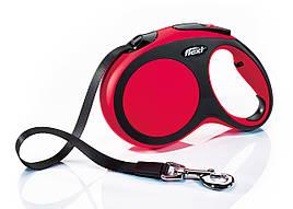 Flexi Comfort New L лента 5 м до 60 кг поводок-рулетка для собак