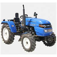 Трактор DW 244 AQ, 24 л.с, 3 цил, широкая резина, БЕСПЛАТНАЯ ДОСТАВКА!