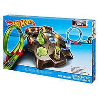 Трек Хот Вилс Опасный Рикошет / Hot Wheels Color Shifters Track set, фото 2