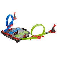 Трек Хот Вилс Опасный Рикошет / Hot Wheels Color Shifters Track set, фото 3