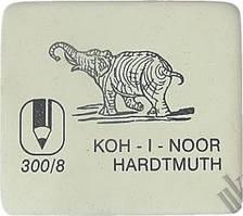 "Ластик (56х50х16мм) Koh I Noor ""KT"" купить канцелярию оптом ZB-10"