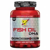 Витамины и минералы BSN DNA Fish Oil (100 softgels)