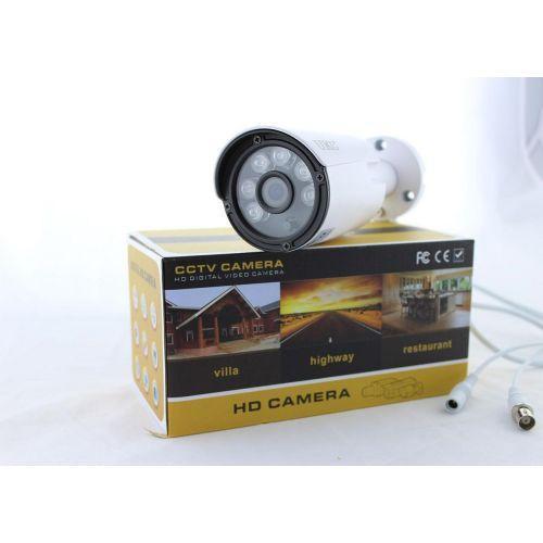 Зовнішня кольорова камера відеоспостереження CCTV 115 4mp 3.6 mm