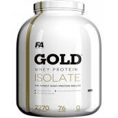 Протеин Fitness Authority Gold Whey Protein Isolate (2,3 kg)