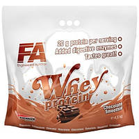 Протеин Fitness Authority Whey Protein (4,5 kg)