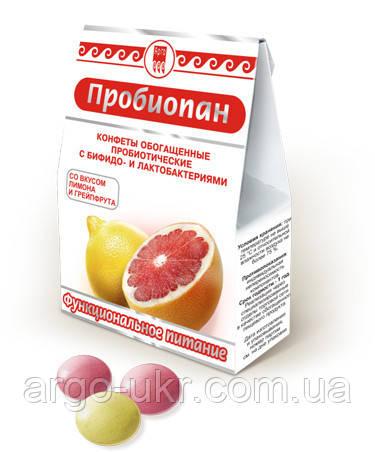 Пробиопан Арго (пробиотик, пребиотик, дисбактериоз, пищеварение, аллергия, для желудка, кишечника, гастрит)