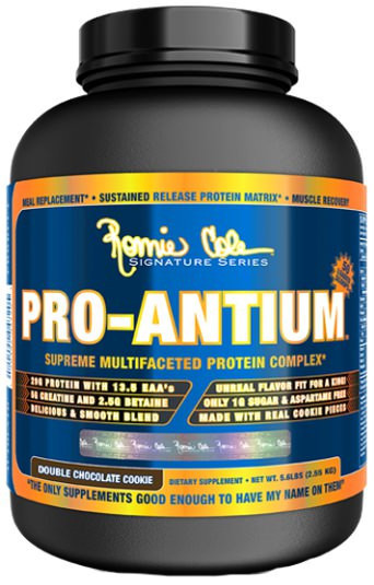 Протеин Ronnie Coleman Pro-Antium (2,5 kg)