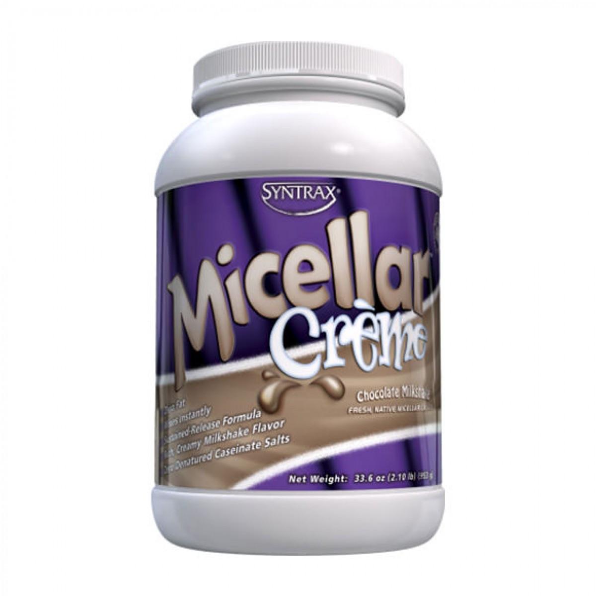 Протеин Syntrax Micellar Сreme (907 g)