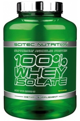 Протеин Scite Nutrition 100% Whey Isolate (2 kg)