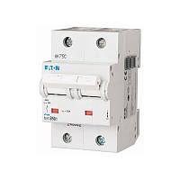 Автоматический выключатель PLHT-C50/2 (248011) Eaton 50A 2P 20kA