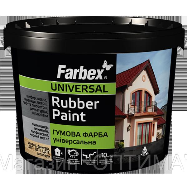 Резиновая краска 6 кг