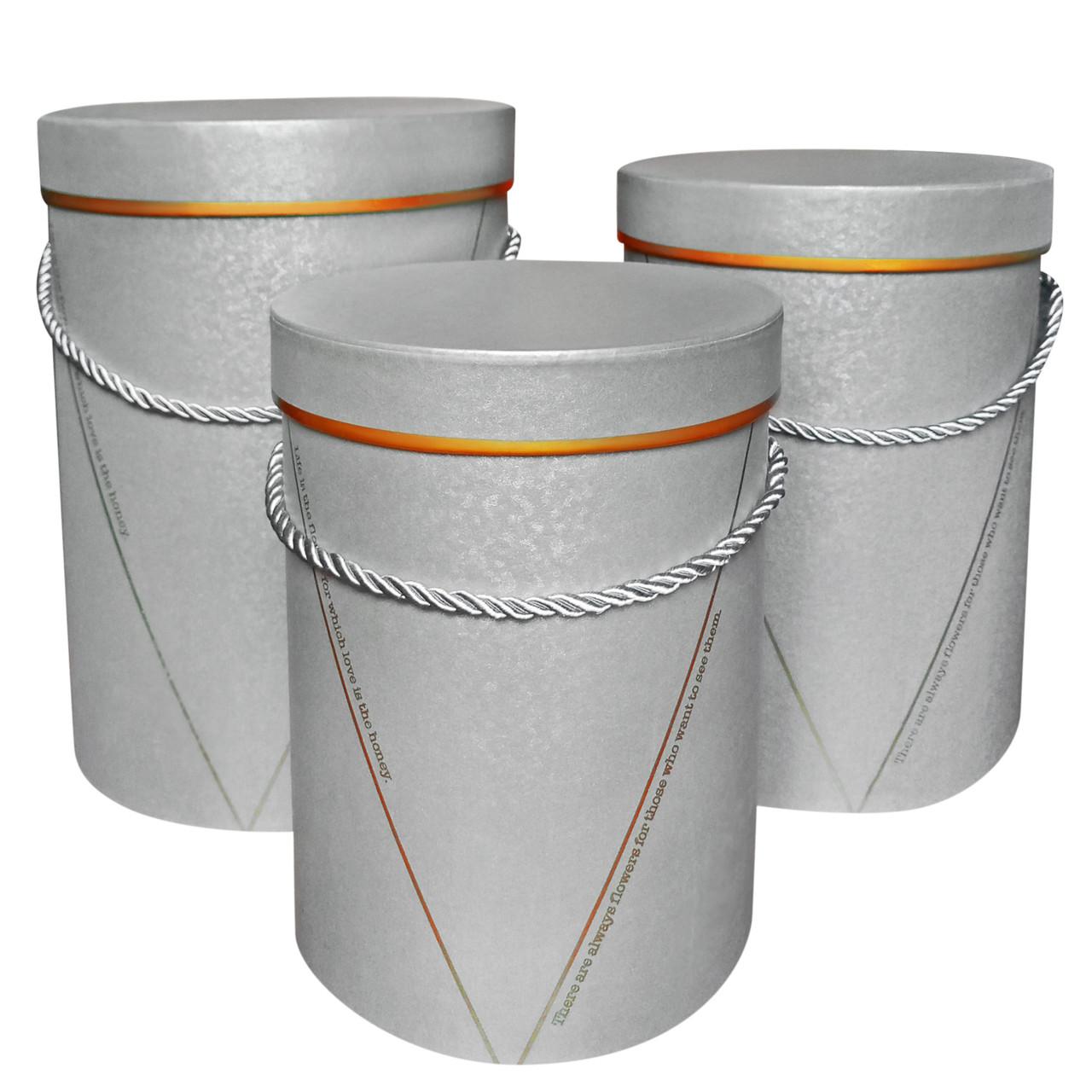 Коробки подарочные , набор из 3 шт