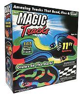 Детская игрушечная дорога Magic Tracks 165 деталей, светящаяся + 2 машинки. Купить в интернет магазине