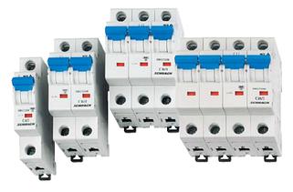 Автоматические выключатели 4,5кА