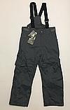 Лижні Термо штани (сині і сірі) 110-128см, фото 4
