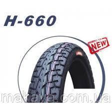 Мотоциклетні шини 2.75-17 H-660 ТТ CHAOYANG