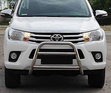 Кенгурятник на Toyota Hilux (c 2015---) Тойота Хайлюкс PRS