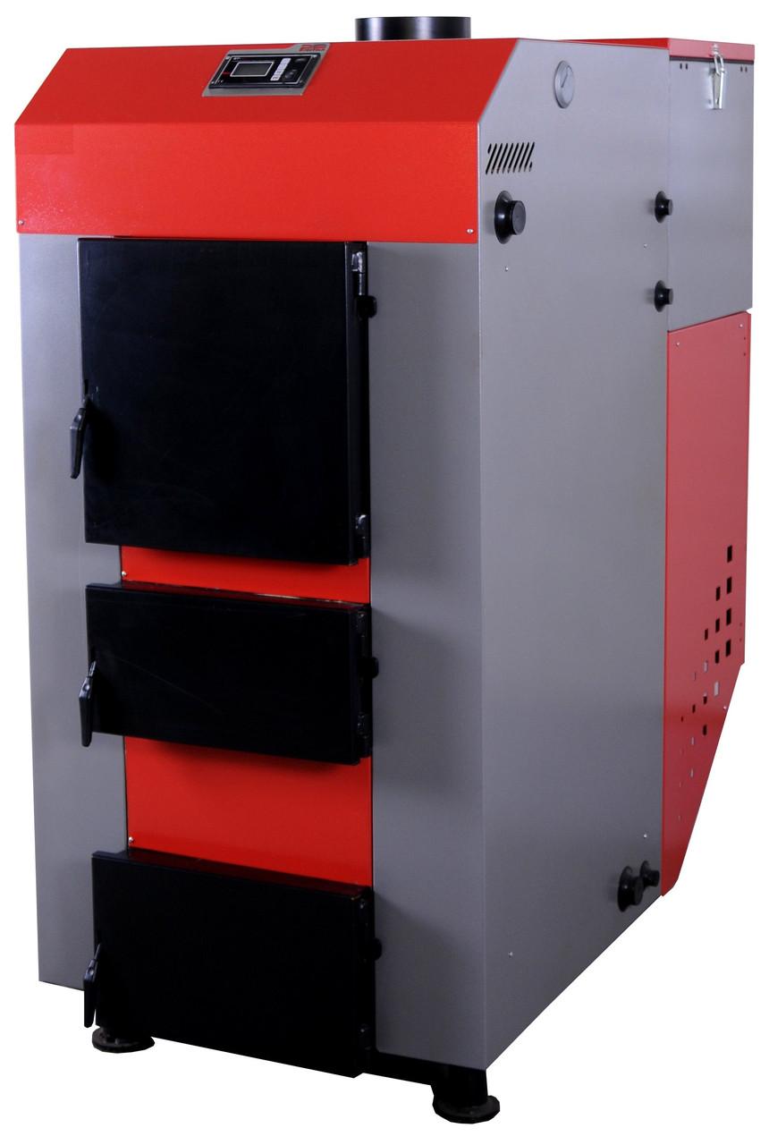 Котел твердотопливный ERMACH MK 100kW (Польша)