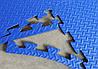Модульное покрытие для спортивных залов Eva-Line CrossFit Slim, фото 6