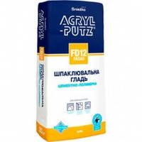 Sniezka ACRYL-PUTZ FD12 ФАСАД Шпаклевочная гладь 5 кг