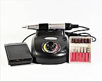 Фрезерный аппарат для маникюра профессиональный ZS-603 (черный)