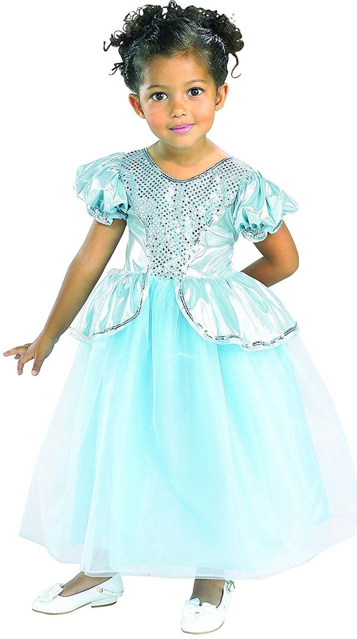 Карнавальное платье Золушка
