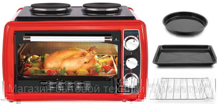 Электрическая печь HOUSETECH 11005 red