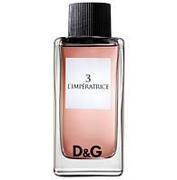 Женская туалетная вода, оригинал, Dolce & Gabbana L`Imperatrice 3