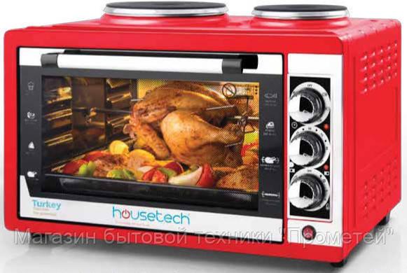 Электрическая печь HOUSETECH 15007 red