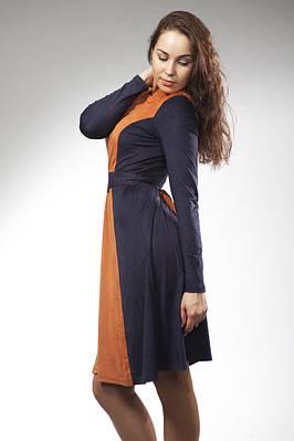 Платье женское под пояс