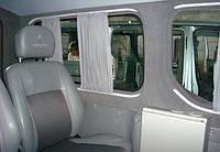 Автомобильные шторы для микроавтобуса Opel Vivaro - Опель Виваро