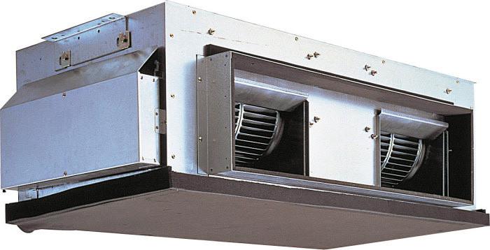 Мощный канальный блок Mitsubishi Electric PEA-RP400GAQ