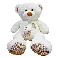 Мягкая игрушка Мишка 20955/170 с шарфом, 2 цвета