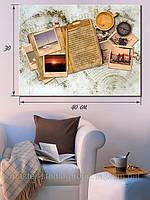 Картина 30х40см, Рабочий стол, Киев