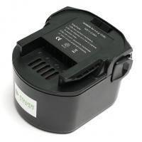 Аккумулятор к электроинструменту PowerPlant для AEG GD-AEG-12(B) 12V 2Ah NICD (B1214G) (DV00PT0024)