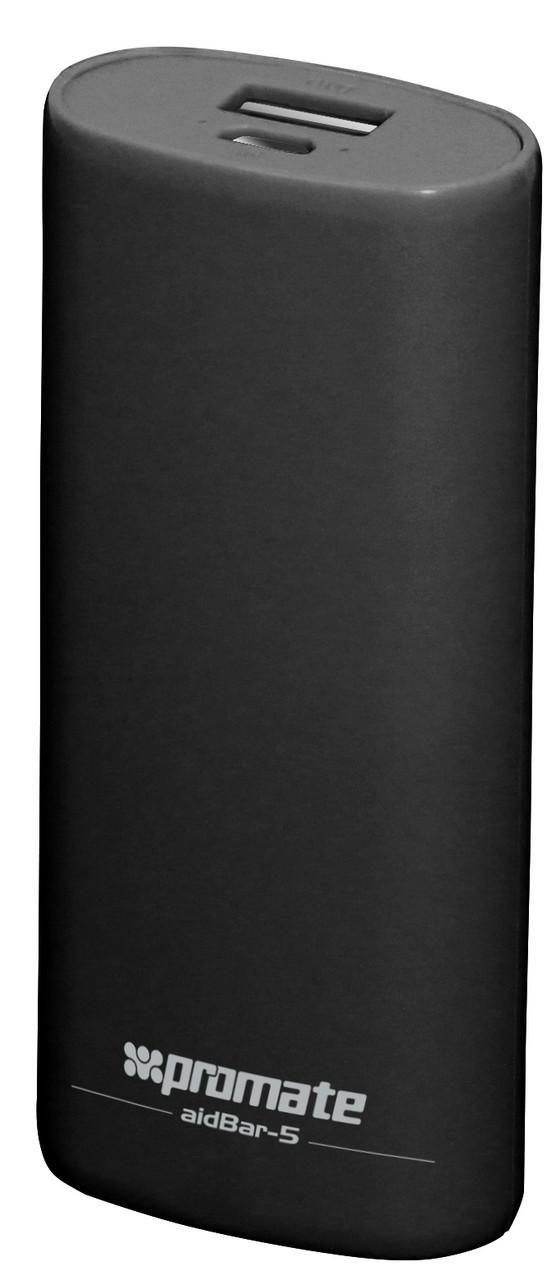 Универсальный аккумулятор Promate aidBar-5 Black