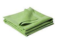 40535 Полотенце микрофибровое без кромки, зеленое - Flexipads POLISHING WONDER