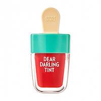 Тинт на водной основе Etude House Dear Darling Water Gel Tint Watermelon Red, фото 1