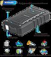 Прочный универсальный портативный аккумулятор Promate Armor Black, фото 6