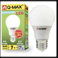 Светодиодные лампы 7 вт, шар А60 4200K Е27