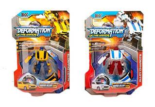 Робот-трансформер Deformation