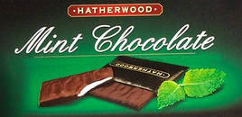 Конфеты Hatherwood Chocolate Mint, 200 г (Германия)