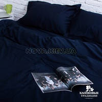 Комплект постельного белья № PS01 сатин Хлопковые Традиции ЕВРО