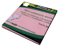 """Бумага для заметок с клейким слоем """"4Office"""" 76х76 мм. 80 листов"""