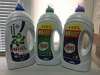 Жидкий стиральный порошок Ariel Aktiliftфиолетовый 5,65л