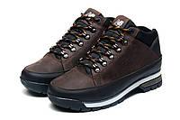 Зимние кроссовки мужские New Balance 754, на меху, коричневые, р. 40 41