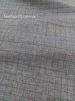 Льняная легкая жаккардовая ткань , фото 1