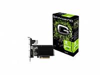 Видеокарта GeForce GT720, Gainward, 1Gb DDR3, 64-bit, VGA/DVI/HDMI, 797/1600MHz, Silent (426018336-3316)