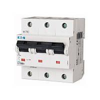 Автоматичний вимикач PLHT-C40/3 (248036) Eaton 40A 3P 20kA, фото 1