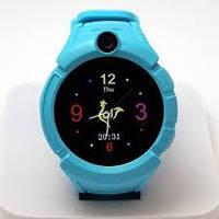 Дитячі розумні годинник Q 610S (Q360) з камерою і ліхтариком, (оригінал) 2 кольори!, фото 1